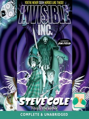 cover image of Invisible Inc.