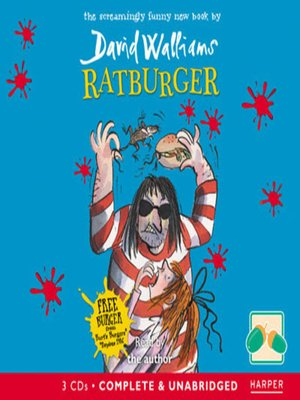 cover image of Ratburger