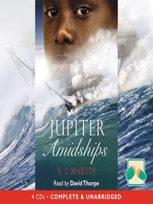 cover image of Jupiter Amidships