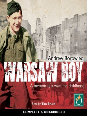 cover image of Warsaw Boy
