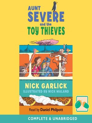 cover image of Aunt Severe and the Toy Thieves