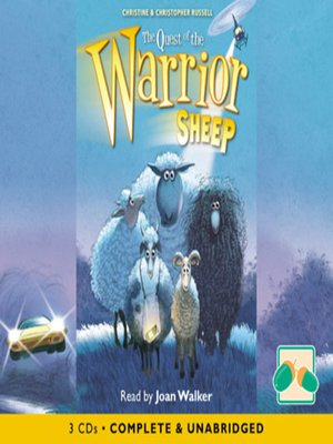cover image of The Quest of the Warrior Sheep