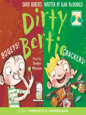 cover image of Bogeys! & Crackers!