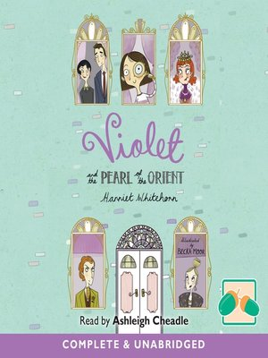 cover image of Violet and the Pearl of the Orient