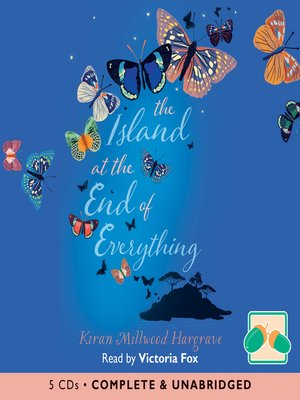 cover image of The Island at the End of Everything