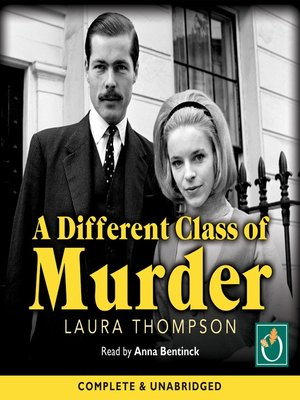 cover image of A Different Class of Murder