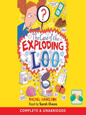 cover image of The Case of the Exploding Loo