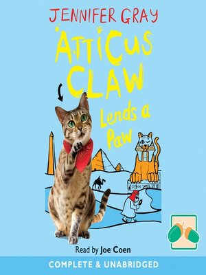 cover image of Atticus Claw Lends a Paw