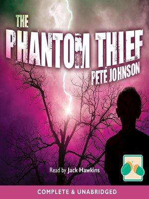 cover image of The Phantom Thief
