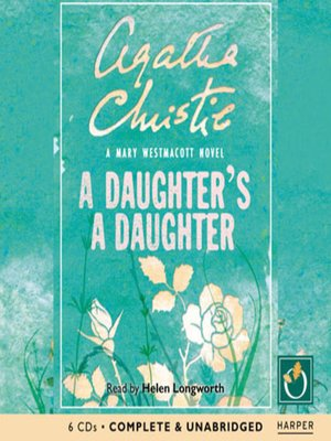 cover image of A Daughter's A Daughter