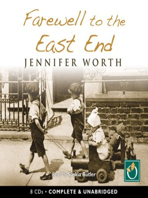 cover image of Farewell to the East End
