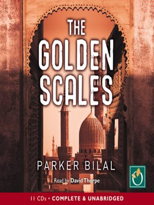 cover image of The Golden Scales