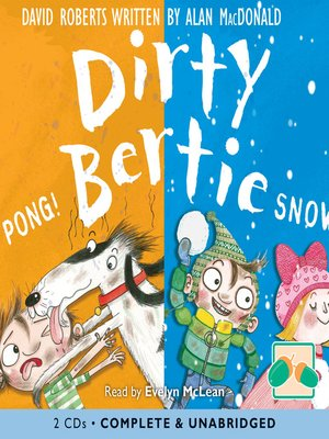 cover image of Dirty Bertie