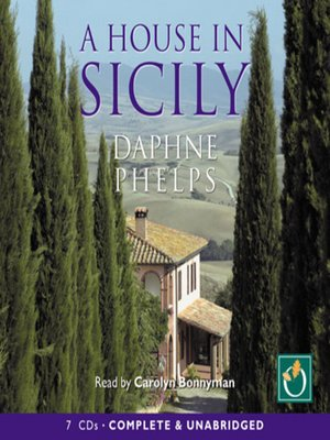 cover image of A House in Sicily