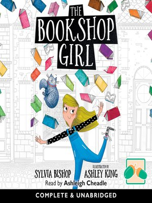 cover image of The Bookshop Girl