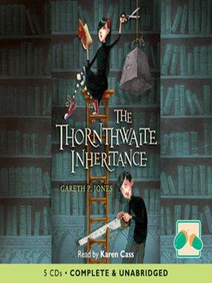 cover image of The Thornthwaite Inheritance