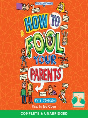 cover image of How to Fool Your Parents