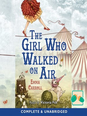 cover image of The Girl Who Walked on Air