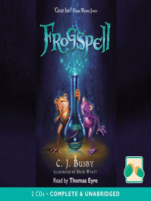 cover image of Frogspell