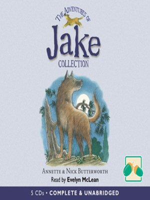 cover image of The Adventures of Jake Collection