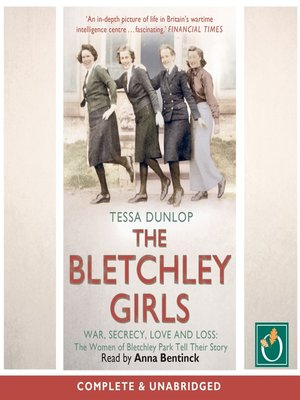 cover image of The Bletchley Girls