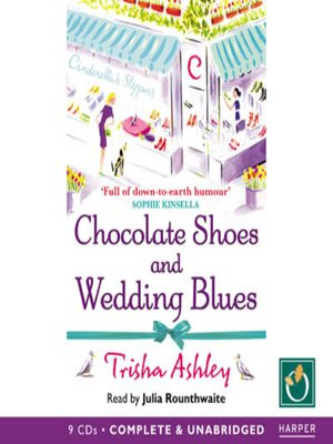 cover image of Chocolate Shoes and Wedding Blues