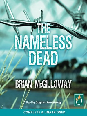 cover image of The Nameless Dead