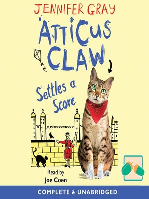 cover image of Atticus Claw Settles a Score