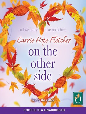 cover image of On the Other Side