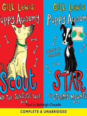 cover image of Scout and the Sausage Thief / Star on a Stormy Mountain
