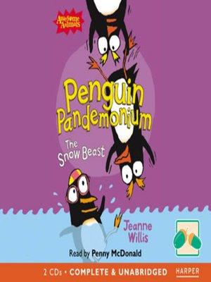 cover image of Penguin Pandemonium