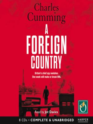 cover image of A Foreign Country