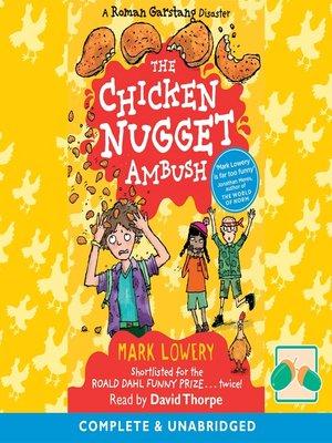 cover image of The Chicken Nugget Ambush