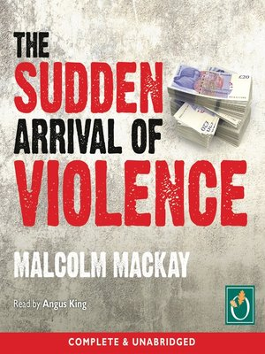 cover image of The Sudden Arrival of Violence