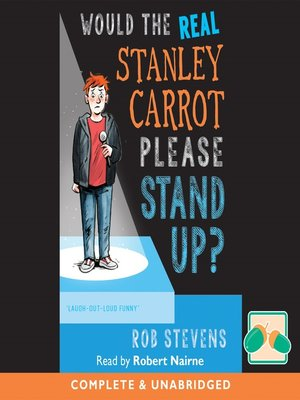 cover image of Would the Real Stanley Carrot Please Stand Up?