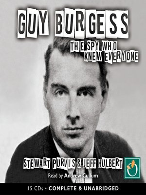 cover image of Guy Burgess