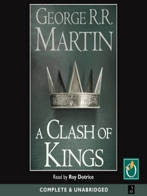 cover image of A Clash of Kings, Part 1
