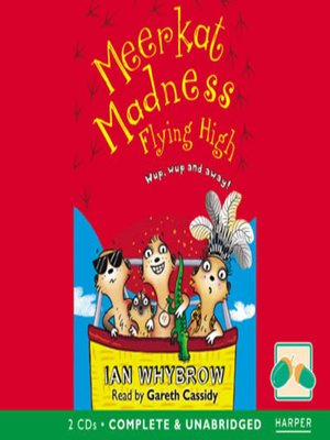 cover image of Meerkat Madness Flying High