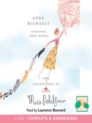 cover image of The Adventures of Miss Petitfour
