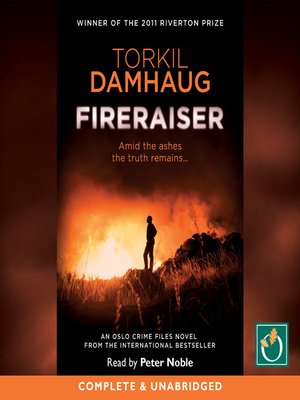 cover image of Fireraiser