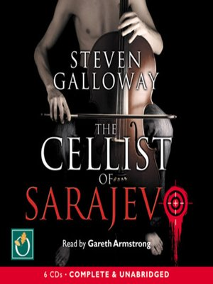 cover image of The Cellist of Sarajevo