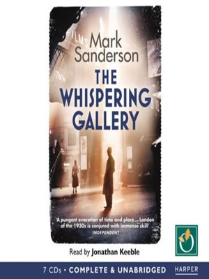 cover image of The Whispering Gallery