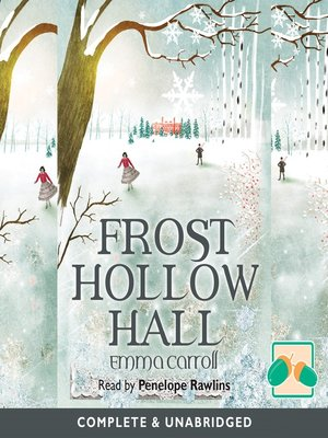 cover image of Frost Hollow Hall