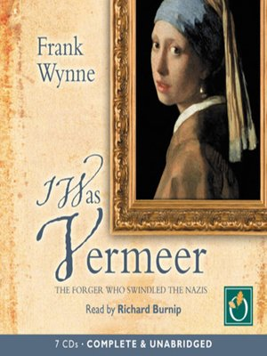 cover image of I Was Vermeer