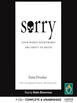 cover image of Sorry