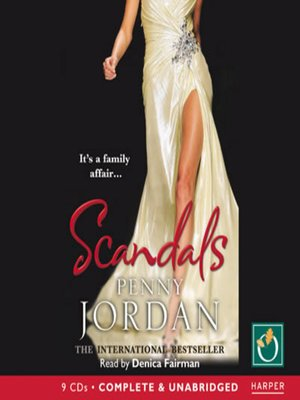 cover image of Scandals