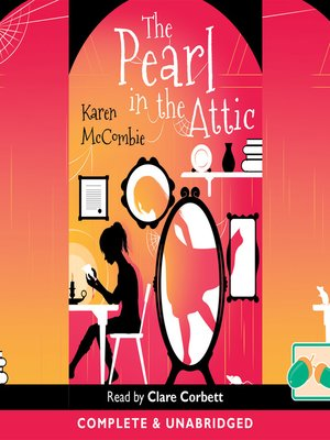 cover image of The Pearl in the Attic