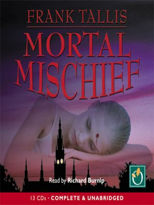 cover image of Mortal Mischief