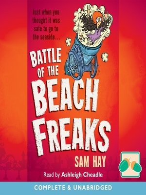 cover image of Battle of the Beach Freaks