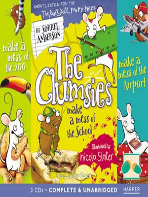 cover image of The Clumsies Omnibus 1